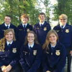 2016-2017 Bleckley County FFA Officer Team had a great Chapter Officer Leadership Training. Looking forward to a great year.