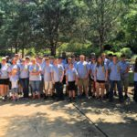 Bleckley County FFA at Stone Mountain.